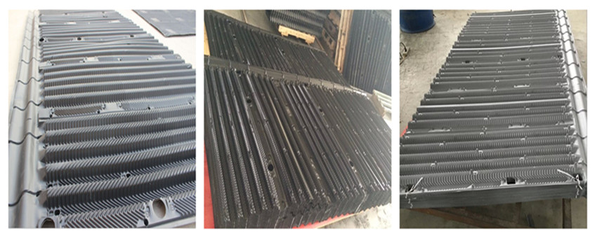 1330mm(width), any length Filling into Cooling Tower Filll BAC Cooling Tower Fill