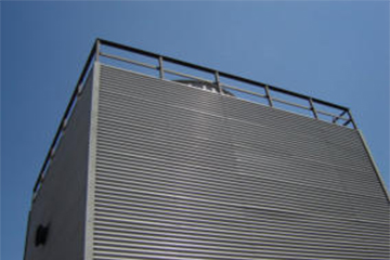 Ceramic Cooling Tower Fill and Cell Block