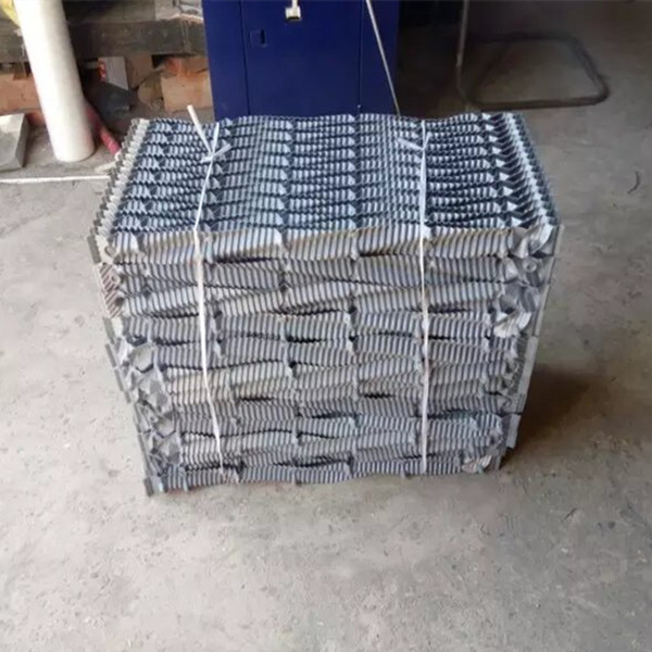 Design hot sale pvc cooling tower fill types, Cooling Tower Filler(Kuken Cooling Tower Packing)