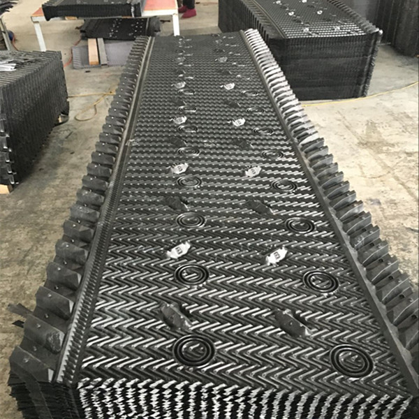 General Industrial Marley Cooling Tower Fills, Cooling Tower PVC Fills, Black Cooling Tower Media