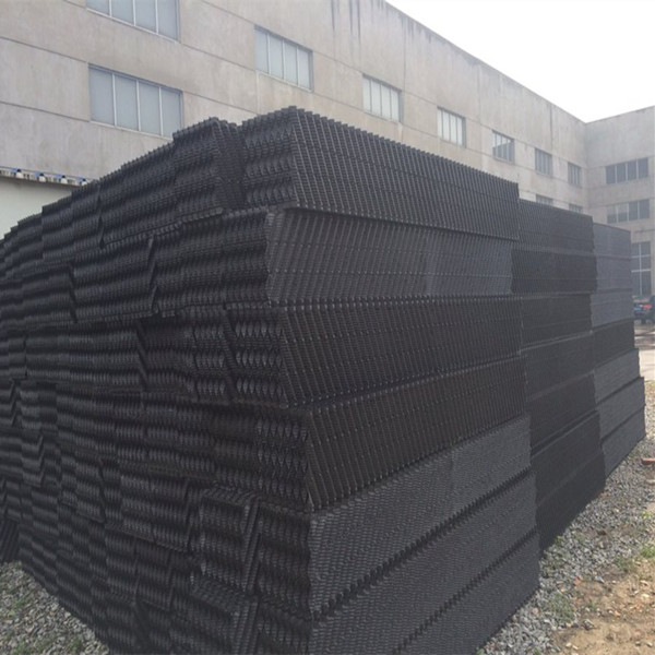 High quality water cooling tower fill  trickling filter for cooling tower, trickle cooling film