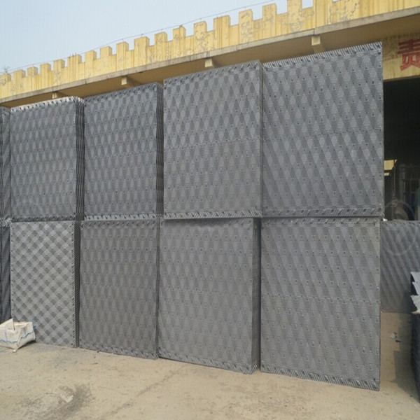 High quanlity and price Spindle plastic filling packingCooling Tower Infills Manufacturer