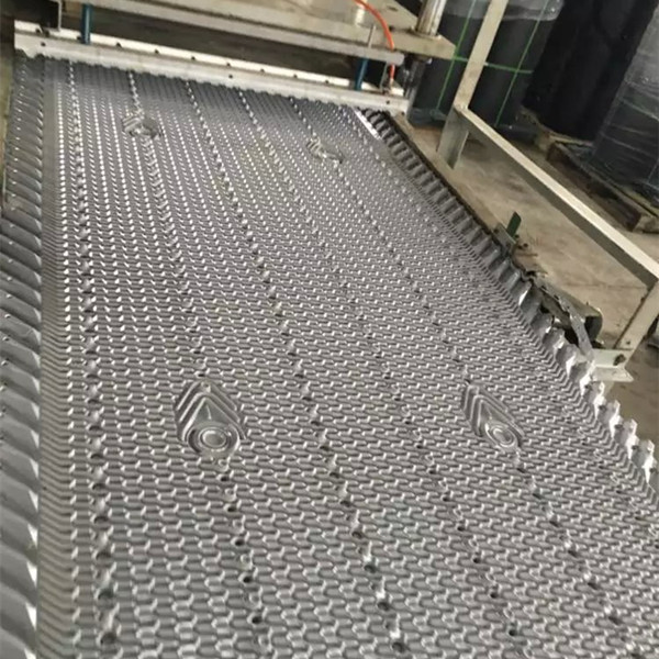 grey cooling tower fill, pvc fill for cooling tower, cooling tower fill