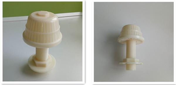 plastic filter nozzle