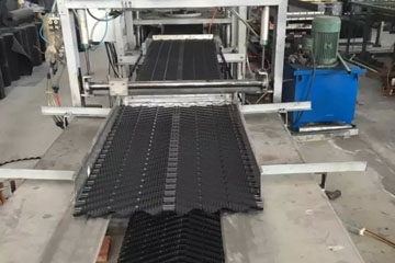 PVC FILL PRODUCTION LINE