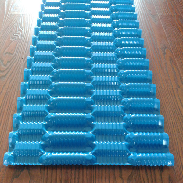 pvc fill for cooling tower, PVC material cooling tower infill pack fill media