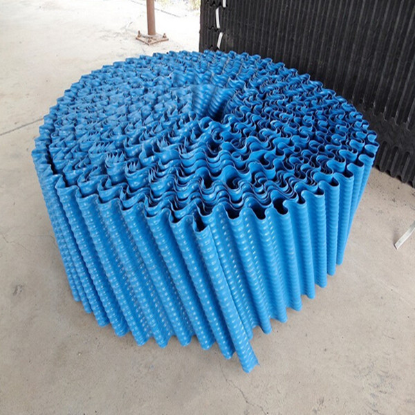 cooling tower pvc fill roll