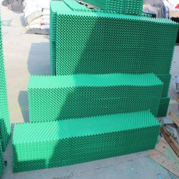 cooling tower pvc plastic thin sheet fill pack