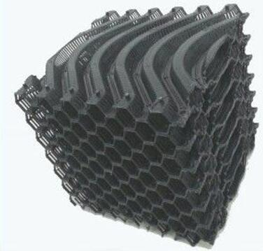 plastic cooling pad for poultry farm