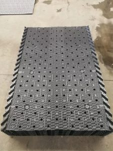 cooling tower pvc fill fiillingh