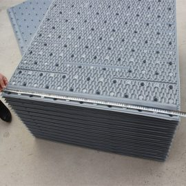 PVC 950 mm*950mm Cross Flow Cooling Tower Filling