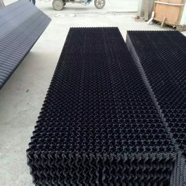 The new loading for cooling tower fill